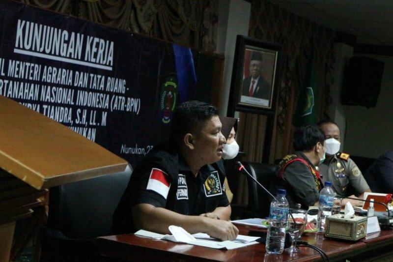Mediasi konflik lahan, Kades Pambeliangan berterimakasih kepada Fernando Sinaga