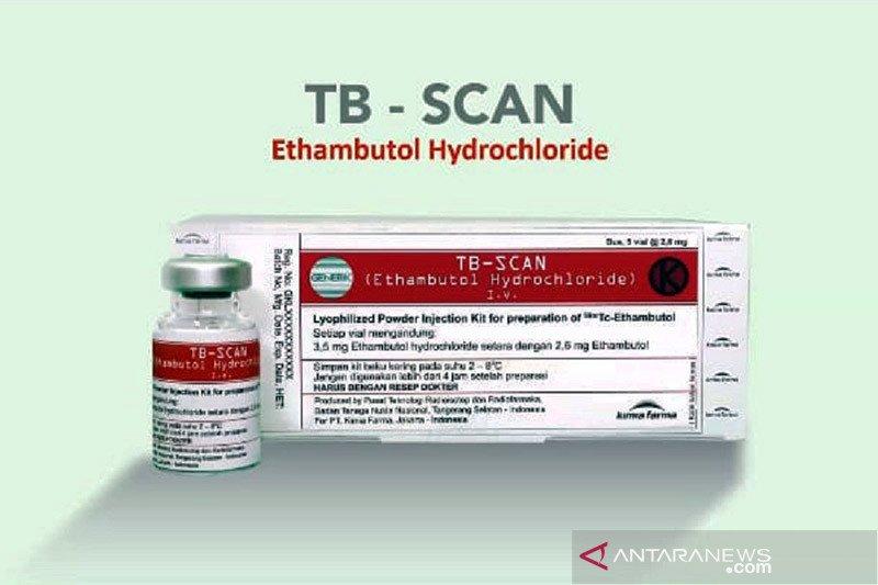 Batan dapat izin edar TB SCAN untuk diagnostik penyakit tuberculosis
