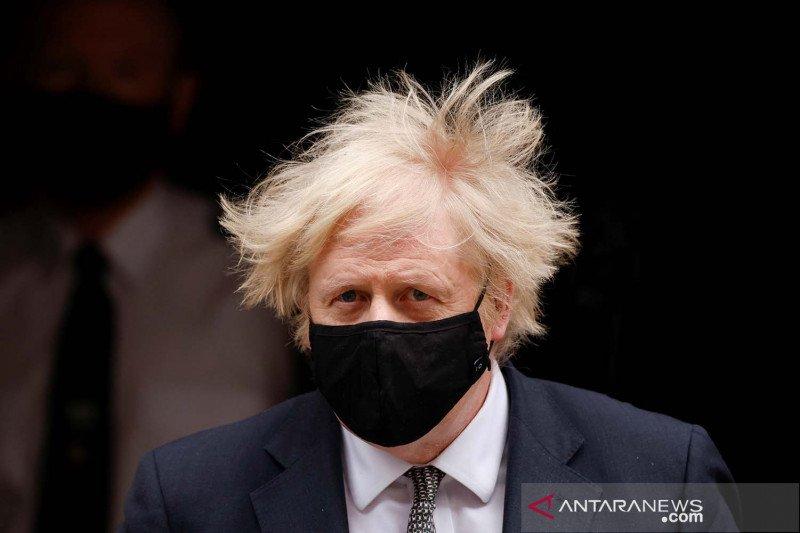 PM Inggris desak warga berhati-hati saat langkah penguncian mereda