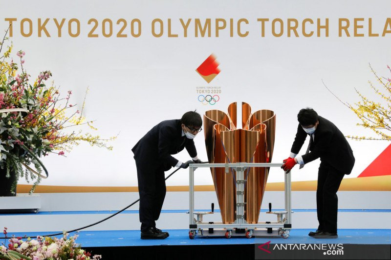 Survei: 70 persen orang Jepang ingin Olimpiade dibatalkan atau ditunda