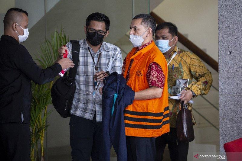 KPK limpahkan berkas perkara Wali Kota Cimahi nonaktif ke pengadilan