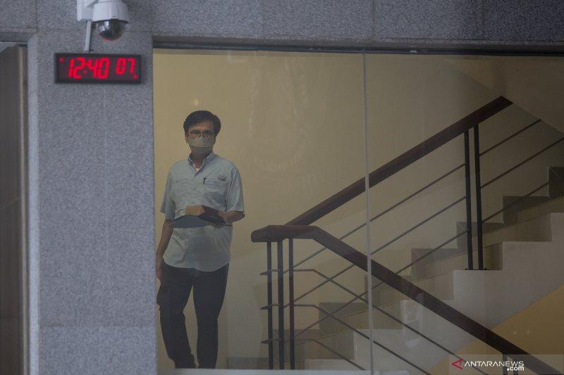 KPK panggil mantan Dirut Sarana Jaya Yoory C Pinontoan