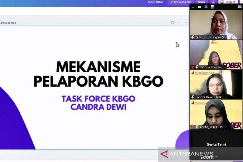 RUU PKS masuk prolegnas 2021 beri sinyal positif upaya lawan KBGO