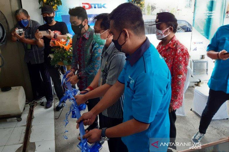 Garuda Indonesia gandeng DMK garap pasar ekspedisi di Klaten