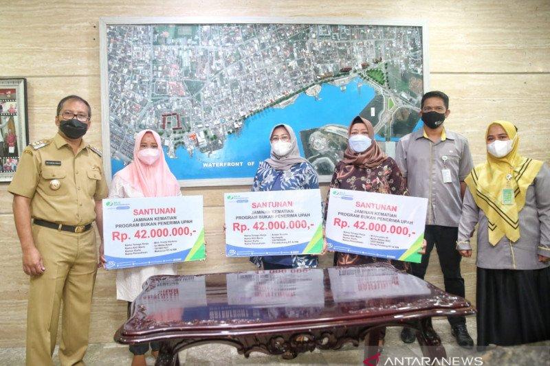 BPJAMSOSTEK: Realisasi klaim non-ASN Makassar capai Rp3,44 miliar