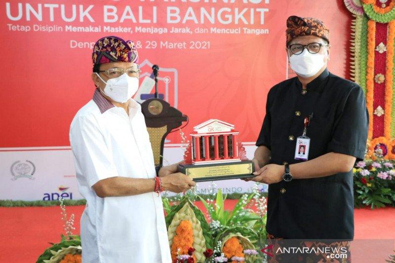 Gubernur: Ketersediaan vaksin COVID-19 di Bali capai 700 ribu dosis