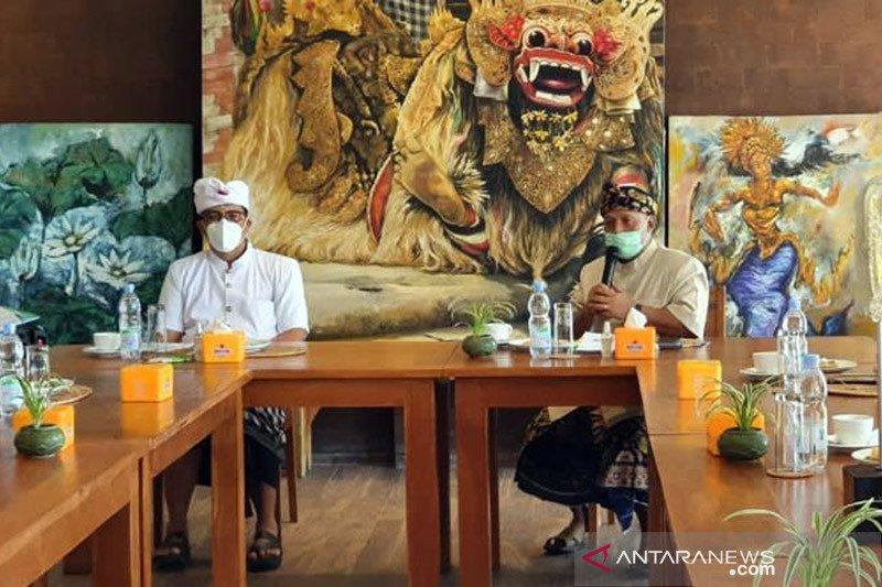 BPJAMSOSTEK Banuspa edukasi jaminan tenaga kerja ke pekerja pariwisata