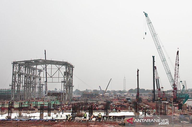 Progres Pembangunan PLTGU Cilamaya di Karawang masuki tahap akhir