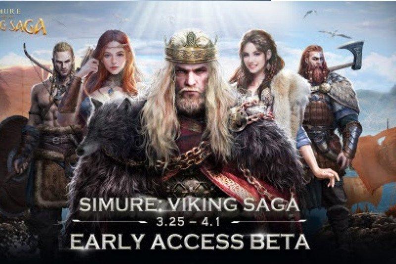 Game Simure: Viking Saga dapat diakses awal di Android