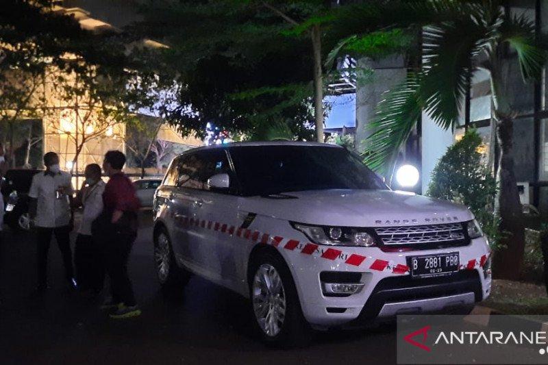 Kejagung sita lima mobil tersangka Asabri
