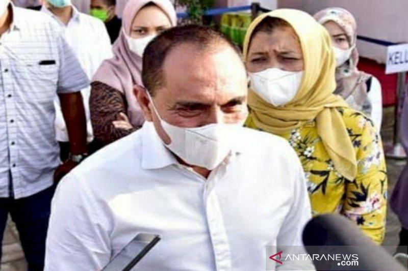 Gubernur Sumatera Utara harap empat proyek strategis dorong ekonomi