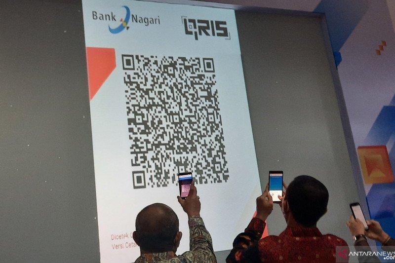 Pemkot Pariaman-Bank Nagari resmikan Kampung QRIS pertama di Sumbar