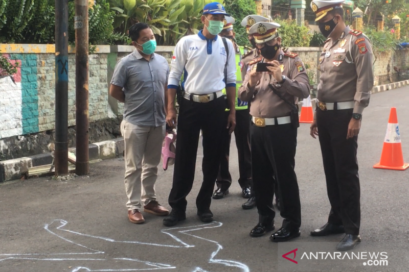 Pelaku tabrak lari di Kelapa Gading negatif narkoba