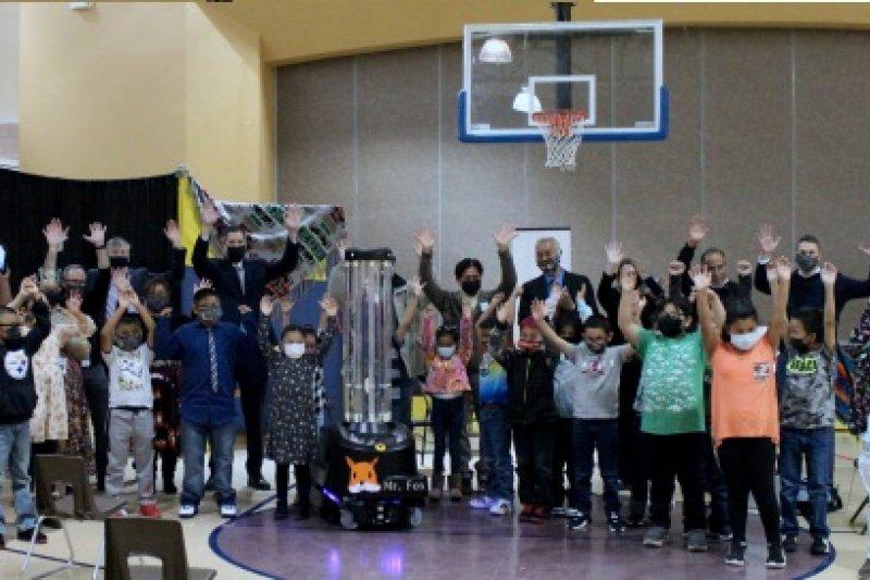 UVD Robots sebarkan robot desinfeksi ke distrik sekolah AS
