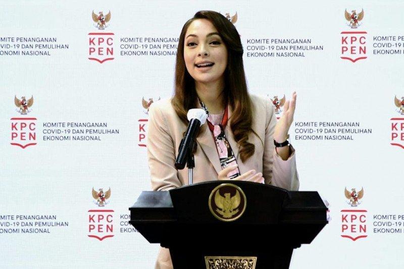 Reisa: Indonesia masuk 10 besar negara dengan vaksinasi terbanyak
