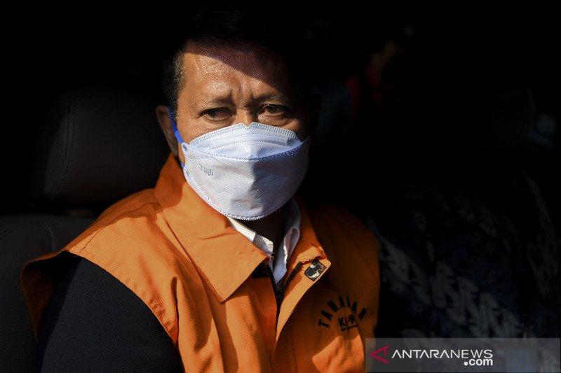 RJ Lino mengaku senang terkait penahanannya