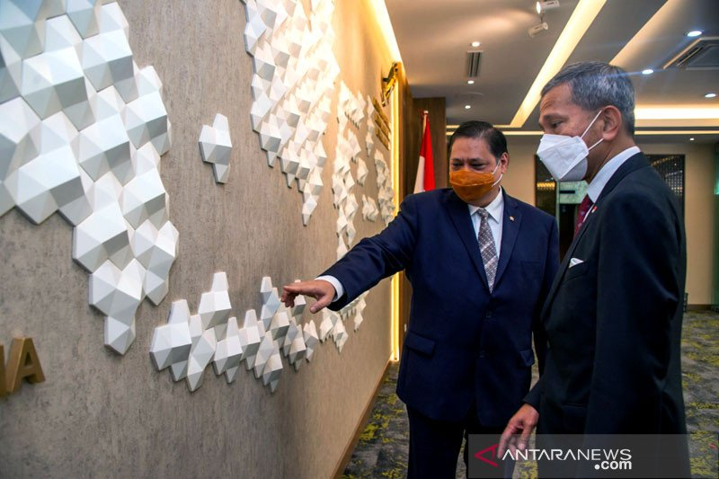 Indonesia siap lanjutkan kerja sama ekonomi dengan Singapura