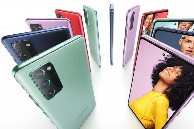 Samsung Galaxy S20 FE 5G mulai dijual di India