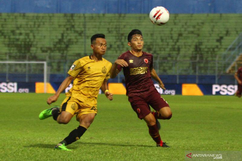 PSM Makassar-Bhayangkara Solo FC bermain imbang 1-1