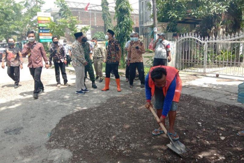 Cara cepat atasi jalan rusak ala Kabupaten Sidoarjo
