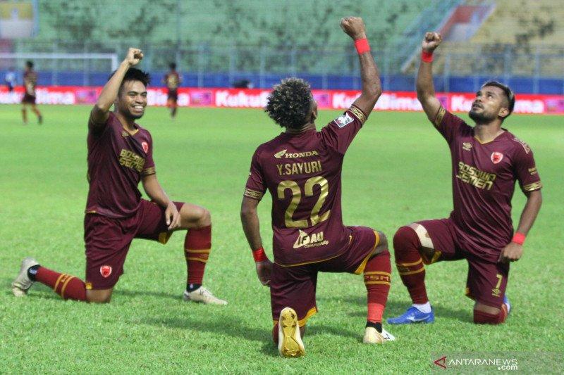 Piala Menpora: PSM Makassar vs Bhayangkara Solo FC berakhir imbang