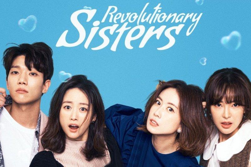 """Enam fakta menarik di balik drama """"Revolutionary Sisters"""""""