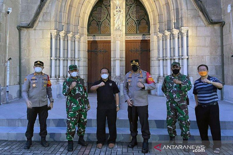 Jakarta kemarin, imbauan tak mudik hingga pengamanan gereja