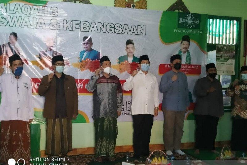 NU Jakarta Utara dukung Sekdaprov jadi Ketua Tanfidziyah