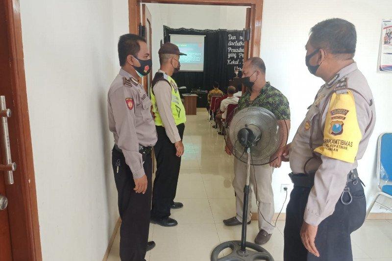 Polresta Sidoarjo perketat pengamanan gereja pascabom Makassar