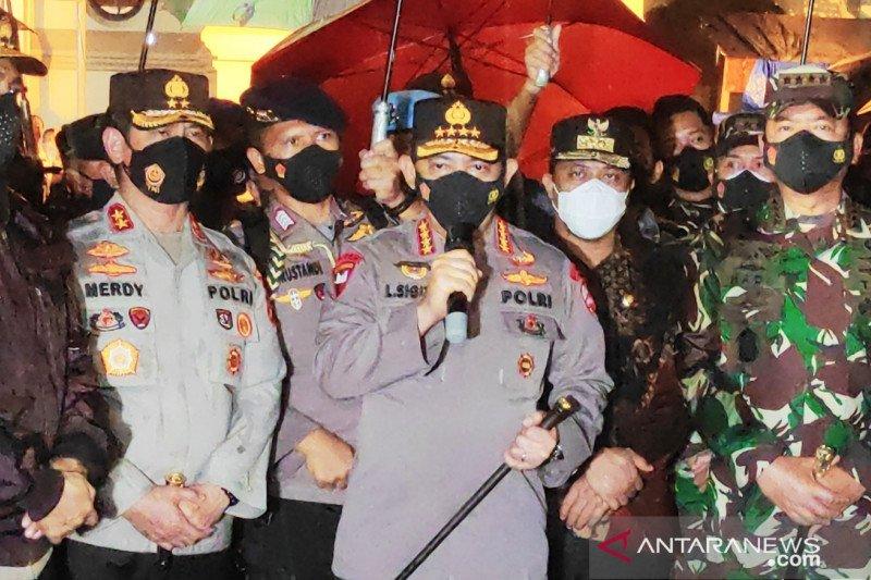 Kemarin, aksi teror bom hingga kampanye pencegahan stunting