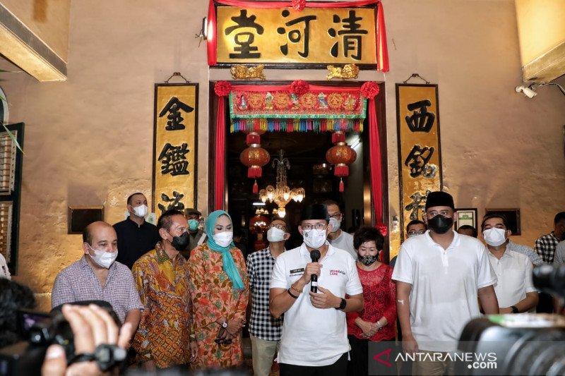 "Pemkot Medan: Tjong A Fie jadi semangat ""The Kitchen of Asia"""