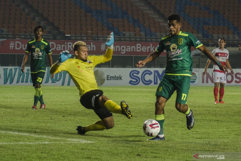 AJi Santoso: Rotasi pemain adalah kunci kemenangan atas Madura United