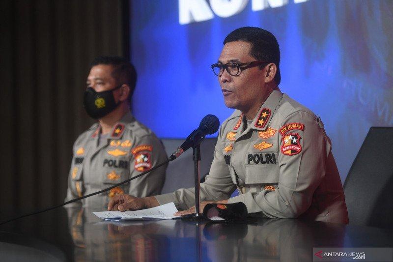 Polri pastikan anggota Brimob Maluku meninggal bukan akibat vaksin