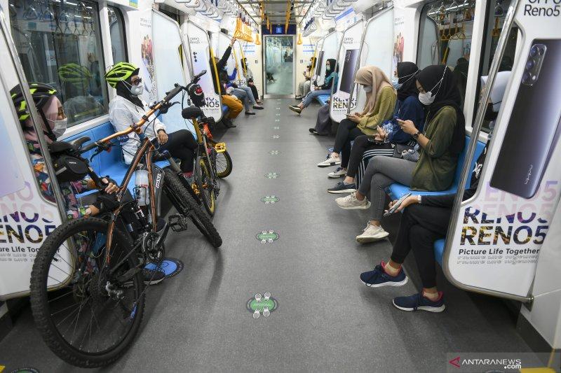 Jakarta kemarin, MRT Fase 2 hingga perkembangan COVID-19