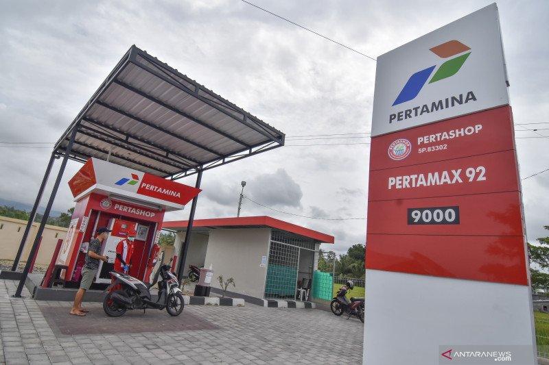 Bank Mandiri dan Pertamina sinergi untuk pembiayaan mitra Pertashop