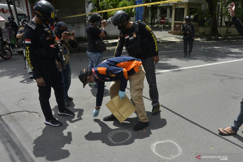 Setelah ledakan bom di Makassar, Polri anjurkan ibadah secara virtual