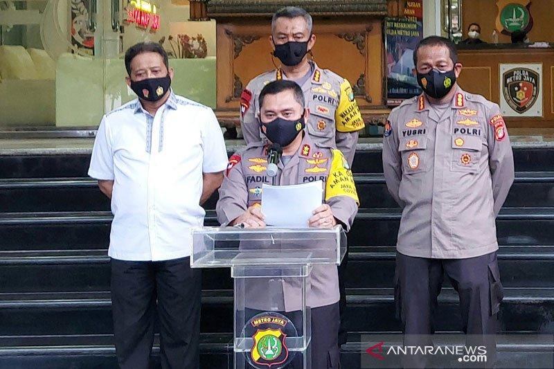 Densus 88 sita lima bom aktif saat tangkap teroris di Bekasi-Condet