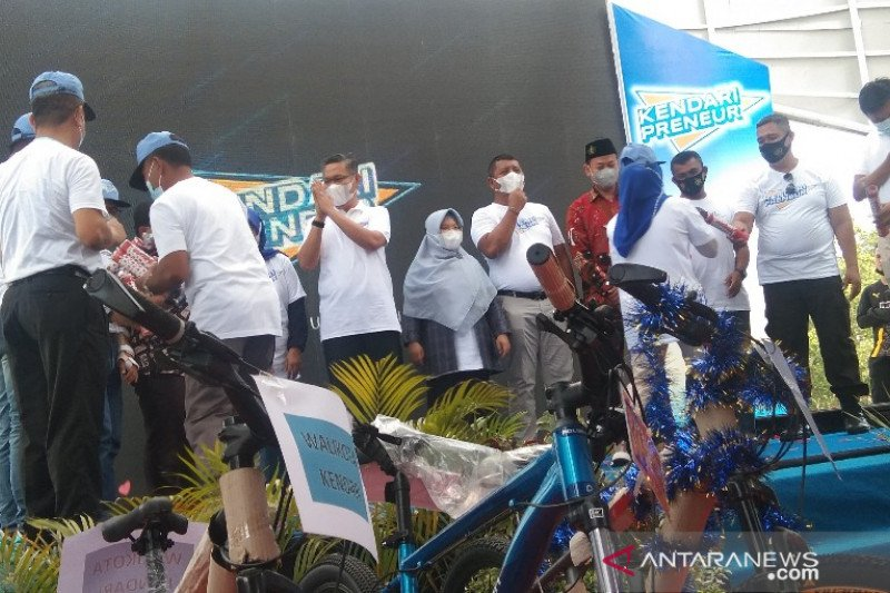 Sebanyak 9.528 warga di Sulawesi Tenggara sembuh dari COVID-19