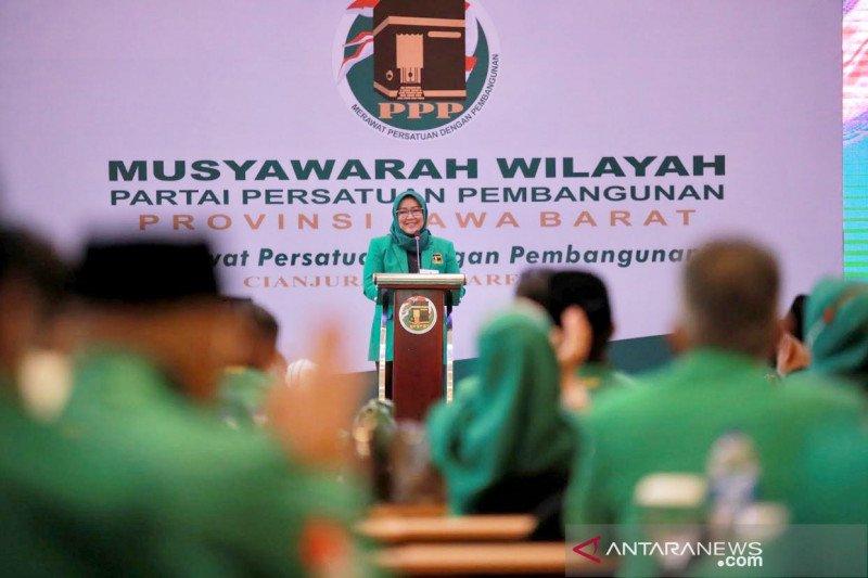 Terpilih aklamasi, Ade Yasin kembali jabat Ketua DPW PPP Jabar