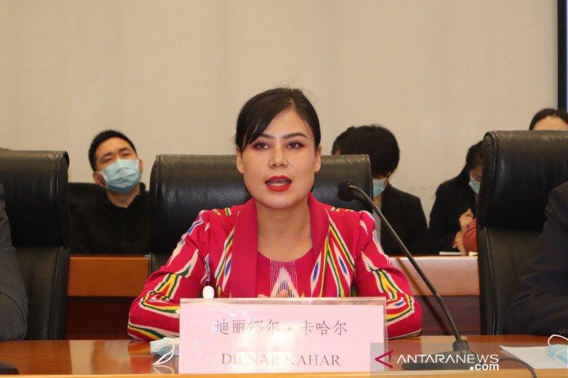 Otoritas Xinjiang minta perusahaan global tidak politisasi ekonomi