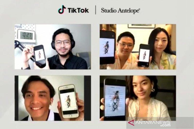"TikTok rilis film format vertikal pertama ""X&Y"""