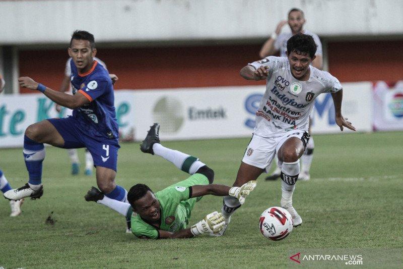 Bali United siap hadapi Persik di Liga 1 2021