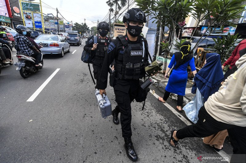 Terduga teroris di Jaksel diharapkan segera serahkan diri
