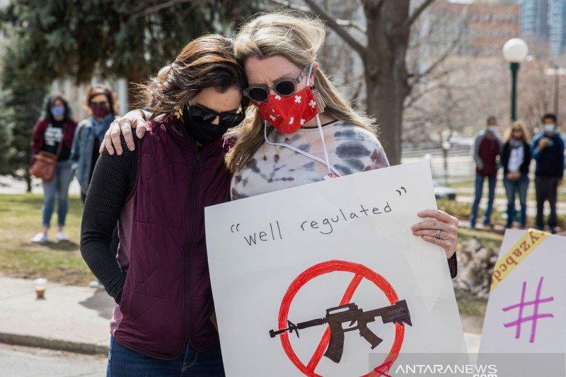 Sejumlah korban dilaporkan usai penembakan di FedEx Indianapolis