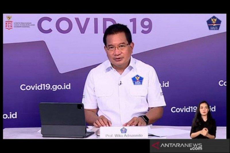 Penanganan COVID-19 dilakukan secara strategis, terstruktur dan masif