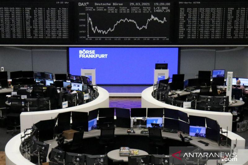 Saham Jerman perpanjang kerugian, indeks DAX 30 terpangkas 0,38 persen