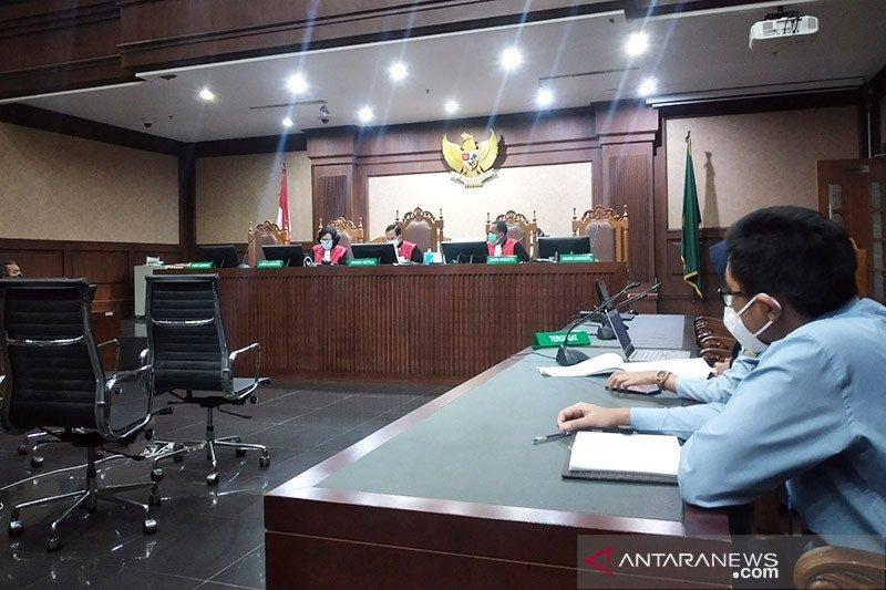 Sidang perdana gugatan AHY digelar di PN Jakpus
