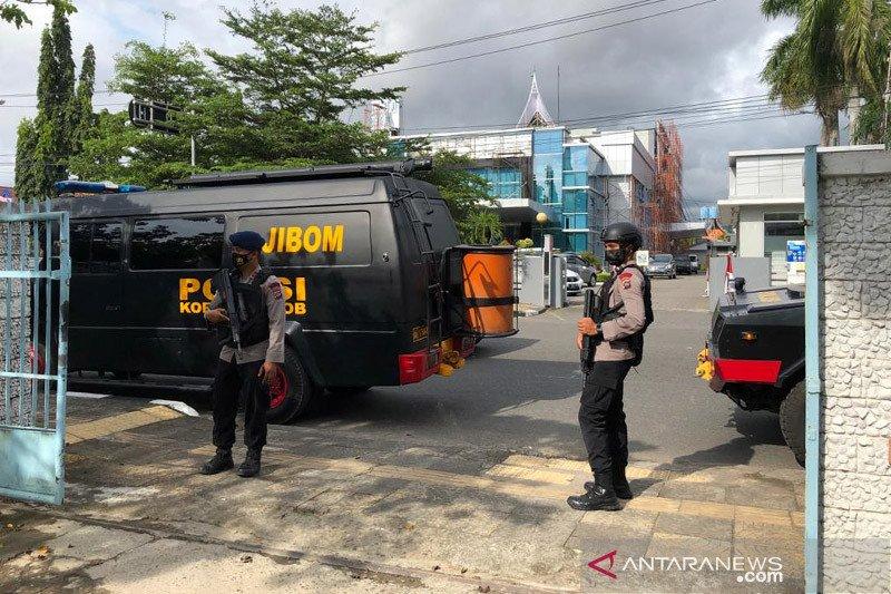 Antisipasi teror susulan, Polda Sumbar tingkatkan kewaspadaan
