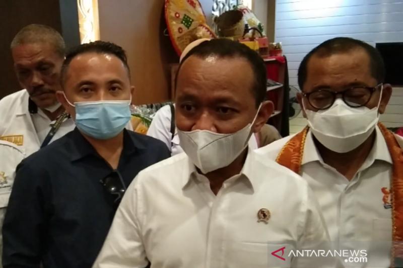 Bahlil terus promosikan KIT Batang ke investor