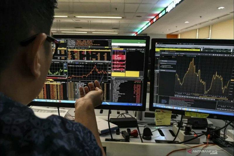 IHSG akhir pekan melemah tipis sejalan pelemahan bursa Asia
